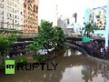 Brazil: Floods Wreak HAVOC On Sao Paulo