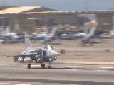 J-39 Gripen At Red Flag 2013 - Full 1080p HD