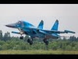 SU-34 Russian Multifunctional Fighter-bomber