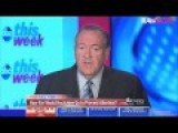 Repulbican Mike Huckabee Suggests U.S. Troops Could Be 'one Of The Ways' To Stop Abortion