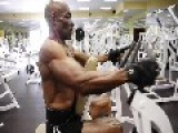 70 Year Old Body Builder