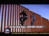 LOWER THE BORDER FENCE TO MAKE IT EASIER TO CROSS