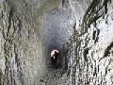 Hadrian's Villa Tunnels Explored As Cavers Drop Down Into Hidden City