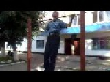 72 Year Old Russian Grandpa's Exercise Routine
