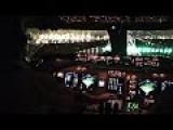 747-400 Take Off In Heavy Rain From Miami