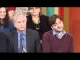Lady Believes In Virgin Birth. Dawkins Responds