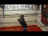 7 Year Old Kickboxer!