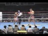 72KG Muay Thai Legend Vs. 107KG Kickboxing Legend