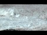 Incredible Footage Of A Glacier Calving!
