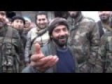 Fre Syrian Army Hand By Hand With Syrian Arab Army To Kill Wahhabi Arts
