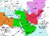 New Map Of Iran
