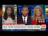'Cut The Mic': CNN's Don Lemon Shuts Down Omarosa After She Tries To Hijack Discussion