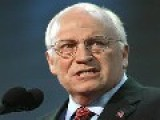Cheney Calls For International Ban On Torture Reports