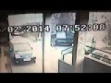 CCTV-Woman Kidnapping In Serbia