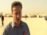 David Cameron Congratulates Barack Obama On Re-election
