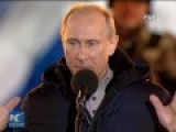 Survey Shows Most Russians Want Putin To Be President After 2018