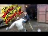 Russians Street Fighting W Boxing Gloves ON