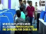 70 Indian Call Center Employees Arrested For Scamming Americans