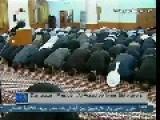 Syria - President Al-Assad Performs Eid Al-Adha Prayer In Damascus