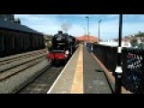 45428 Leaves Whitby On The Delayed 13:10 12:45, 16th July 2016