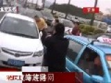 Car Thief Is Arrested In China