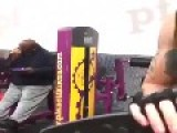 Getting Hungry At Planet Fitness
