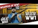 Austro-Hungarian Rifles Of World War One