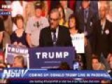 Full Video: Sheriff Joe Arpaio At Trump Event: I'm Investigating Obama's Birth Certificate