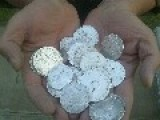 Dude In Russia Finds Whole Bunch Of SILVER Coins From Times Of Czarina Elizabeth And Catherine. Youngest Coin Is 1802