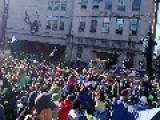 700,000 People In Seattle For Super Bowl Victory Parade