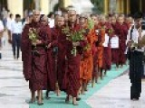 Myanmar Hindu's And Buddhists Threaten Death To Muslims In Mandalay Unrest