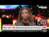 DWS Won't Say Whether Trump Is A 'Legitimate' President