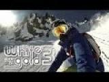 Snowboarding Deep Fresh Pow