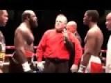 Kimbo Slice Amazing Boxing Knockout