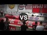 Nissan GTR Vs Lexus LFA Drag Race
