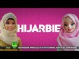 Barbie Gets Hijab Makeover
