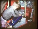 Christmas,1966 Old Home Movie
