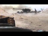 YPG Falls Apart Islamic State Overunning Kurdish Area,s