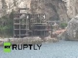 Italy: Watch This Hotel Get BLASTED To Pieces By 60kg Of Explosives