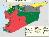 New Thomas Van Linge @arabthomness MAP Of The Situation In Syria. 1948x1712