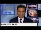 Fareed Zakaria - The Art Of Bullshit Trump