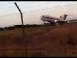 Aerosucre 727 Freighter Crashes In Colombia