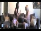 A Couple Of Girls Get Into A Fight Before Their Porn Shoot