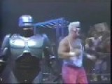 Worst Moments In Wrestling - Robocop Rescues Sting