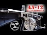AA-12 Fully Automatic Shotgun