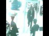 #MH370 : CCTV Footage Of Captain And First Officer At Security Check Point KLIA