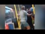 Old Timers Fight In Public Trans