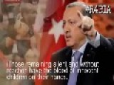 Prime Minister Erdogan's Message To Brothers And Sisters In Syria And Egypt