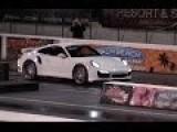 Unsuccessful Race For Porsche