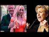 EMAIL BOMBSHELL REVEALS CHEATIN BILL STILL **CKING BIMBOS BEHIND CRIPPLED HILLARY'S BACK